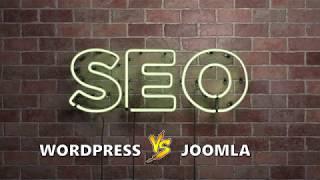 2. Wordpress или Joomla: что лучше в SEO?