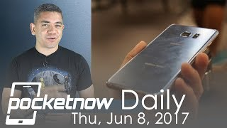 Samsung Galaxy Note 8 fingerprint scanner, Apple Watch 3 & more   Pocketnow Daily