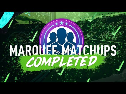 marquee-matchups-completed---cheapest-method-(24/10-31/10)-fifa-20