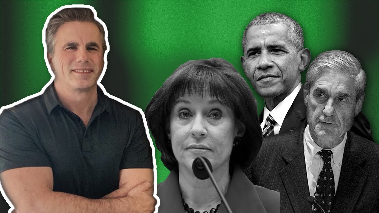 Judicial Watch Caught Mueller FBI/Obama DOJ Working w/ Lois Lerner's IRS Prosecuting Conservati