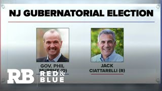 Early voting underway in tight New Jersey governor's race