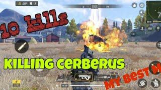 COD.MOBILE Best Match+Killing cerberus+10 kills