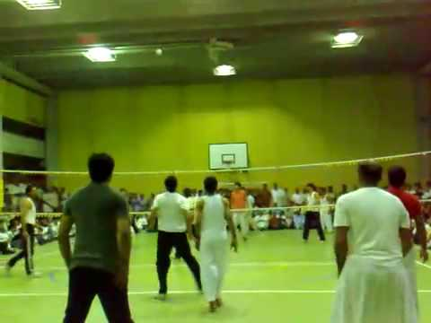 Shooting Volley Ball Show M (Rolo)Italy kante dar