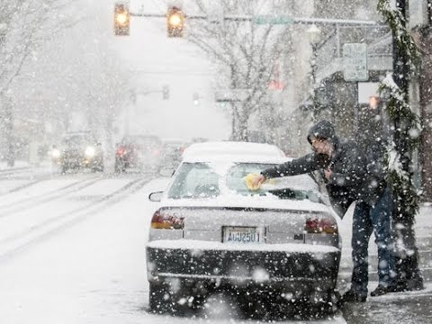 Polar Vortex is back and it's going to get ugly