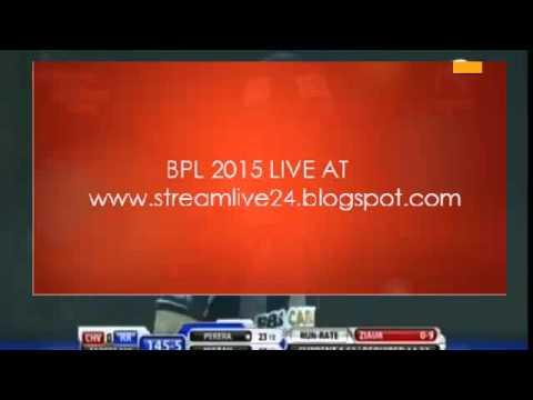 BPL Live match tv streaming link