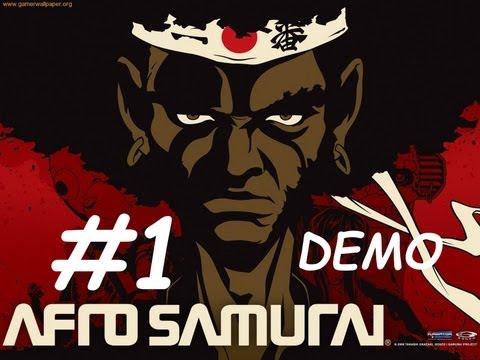 Afro Samurai - Part 1 - Gameplay Walkthrough - XBox 360/ PS3 [HD]
