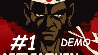 Afro Samurai - Part 1 - Gameplay Walkthrough - XBox 360/ PS3 [HD]