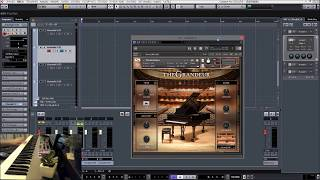Native Instruments Komplete 11 Piano Libraries - Test