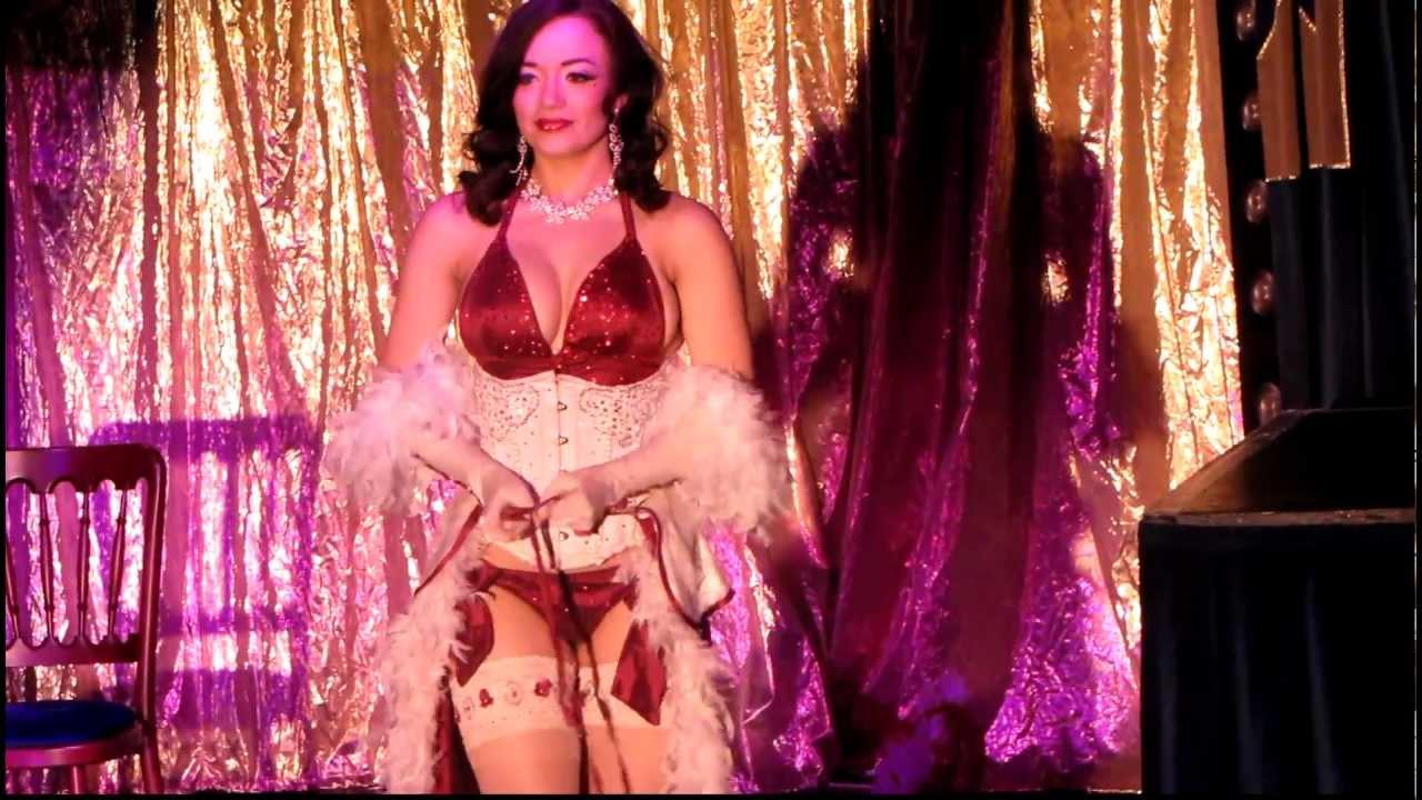 Bettsie Bonbon Showgirl Heaven Mov Youtube