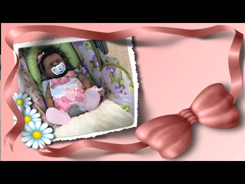 Details of Silicone baby Mikkayla drink and wet by Babyclon