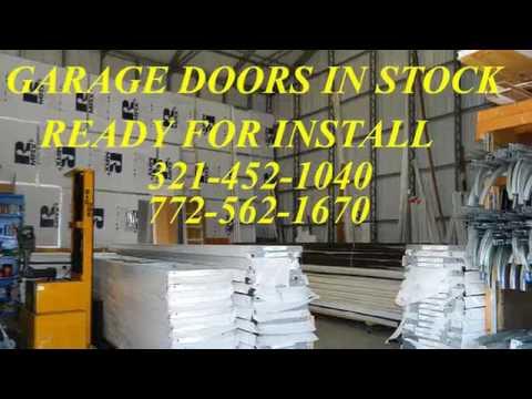 Residential Garage Doors Melbourne Fl Paradise Garage Doors