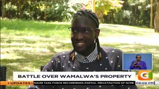 Battle over the late Kijana Wamalwa's property