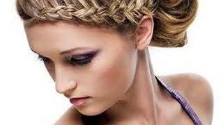 Красивые волосы_Плетение косы
