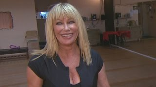'DWTS' Contestant Suzanne Somers on Sex at 68: I Don't Miss a Day