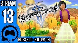 KINGDOM HEARTS 2 Part 13 - TFS Plays - TFS Gaming