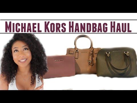 Michael Kors Handbag Haul • SALE SALE SALE •