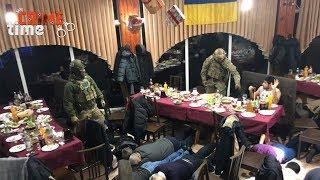 Силовики накрыли праздничную «сходку» украинского эмиссара «вора в законе» Гули
