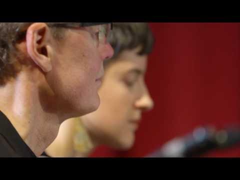 "Philip Glass ""Two Pages"": Michael Harrison & Sophia Vastek's new arrangement of a minimalist classic"