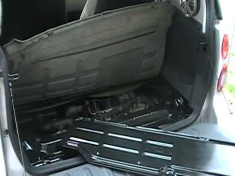 Smart Car Engine >> SMARTCAR Accident Waiting to Happen ENGINE BLANKET FIX DIY US-451 - YouTube