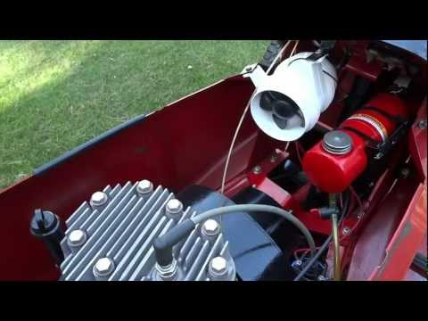 cub cadet pulling, vintage kohler engine, kohler k330, kohler k331, garden tractor pulling
