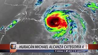 Toca tierra huracán Michael en Estados Unidos