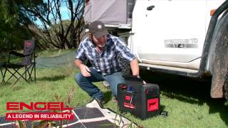 Setting up your campsite with Graham Cahill