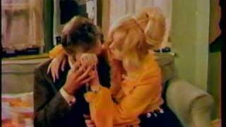 """KTXA-TV - """"There's a Girl in My Soup"""" movie promo - 1985"""