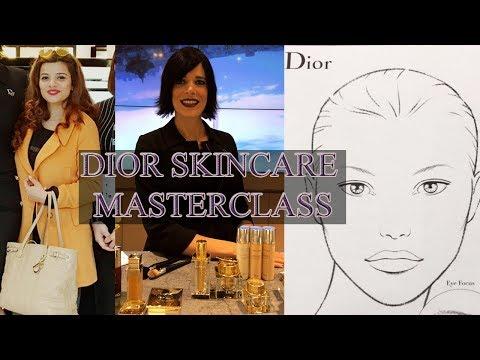 New! Dior Skincare Masterclass I Annemarie Van Meer I Holt Renfrew , Yorkdale
