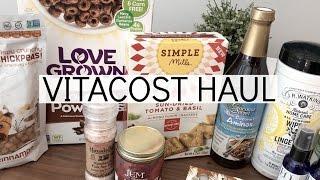 Vitacost Haul: Shop We Shop Healthy on a Budget | Summer Saldana