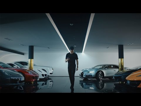 The Bugatti Chiron: Tested and approved by a champion #CR7xBUGATTI