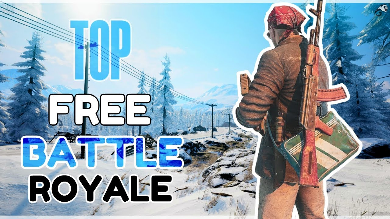 TOP 10 FREE Battle Royale Games 2020 ( NEW ) - YouTube