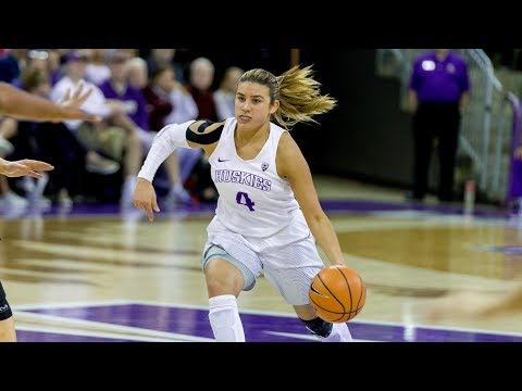 Washington's Amber Melgoza explodes to score career-high 40 points against Stanford