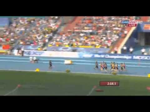 2013 IAAF World Championships men 1500m FINAL