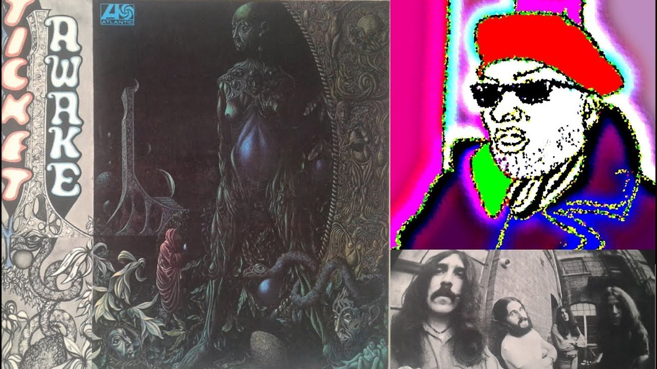 "Image result for Ticket - ""Dream Chant"" / ""Awake"" (1972) Reaction images"