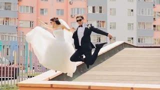 Невероятно убойный свадебный клип жениха и невесты лав стори идея. Креативная идея клип love Story