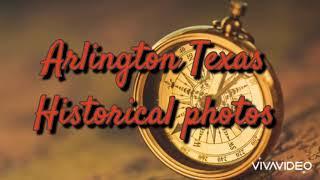 Arlington Texas Historical Photos #arlingtontexas #history