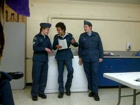 air cadets rap song