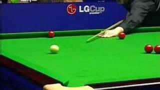 Snooker: John Higgins 147 in 2003 LG cup