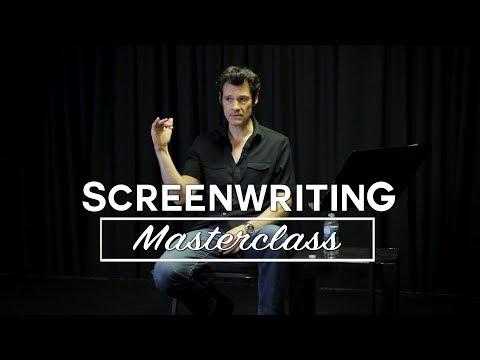 Learn How To Become A Working Screenwriter - Mark Sanderson [SCREENWRITING MASTERCLASS]