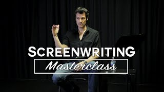 Learn How To Become A Working Screenwriter Mark Sanderson SCREENWRITING MASTERCLASS