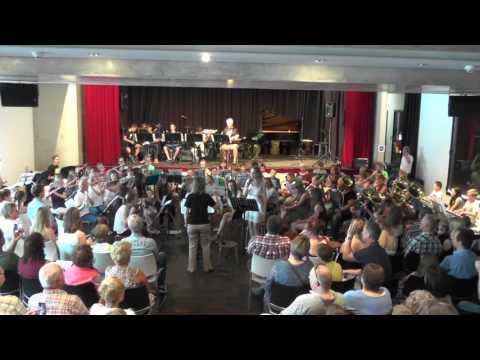 Sommerkonzert der städtischen Musikschule Höchstadt