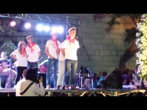 Ronda a la Virgen Sotillo Quintos 2015