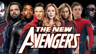 NEW AVENGERS And HUGE CROSSOVER CONFIRMED By Marvel President Kevin Feige