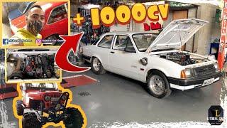 Baixar Pra quem gosta de CARRO MUUITO FORTE - Chevette +1000cv e outros Hots. E 1.6R Agora vai ter FuelTech