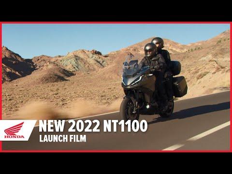 New 2022 NT1100 Launch Film
