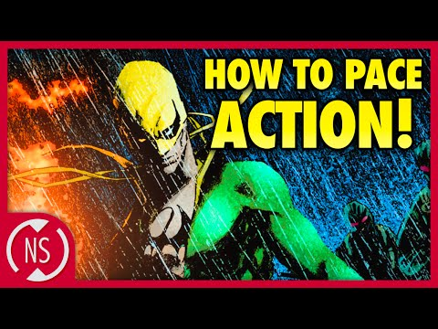 How IRON FIST Perfected Comic Book Action and Dialogue! || Comicana || NerdSync