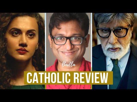 Badla - Movie Review || Catholic Perspective || Joseph Dinesh  (JD) || ( Spoiler Alert )