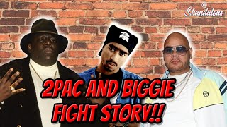 Goodie Mob Tells Fat Joe About 2Pac & Biggie Fight Story! | 2020