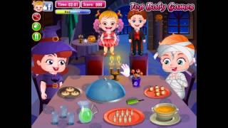Бесплатные игры онлайн  Baby Hazel Halloween Party  Малышка Хейзел Хэллоуин, игра для детей(БЕСПЛАТНАЯ, ОДНА ИЗ ЛУЧШИХ ОНЛАЙН - ИГР: http://beautyshopinfo.com/panzar., 2014-09-01T10:08:29.000Z)
