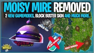 *NEW* Fortnite: BLOCK BUSTER SKIN LEAKED, SAVE THE WORLD FREE, IMPULSE TRAP AND MORE! | (MUST SEE)
